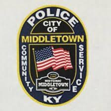 POLICE city of Middletown Community Service KY