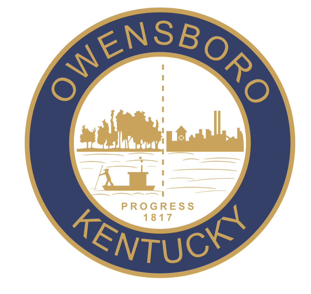 seal for city of owensboro kentucky