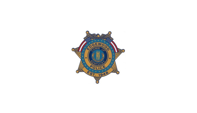 Edgewood Police seal. Est. 1948.
