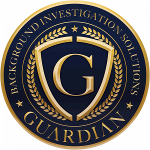 Guardian Background Investigation Solutions seal/logo